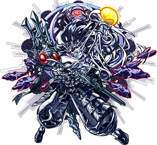 光属性 ★6 創世の始神 イザナギ零(進化合成後)