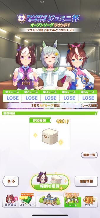 ★敗戦5回目の絶望